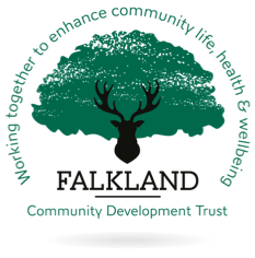 Falkland Community Development Trust – Fife Logo